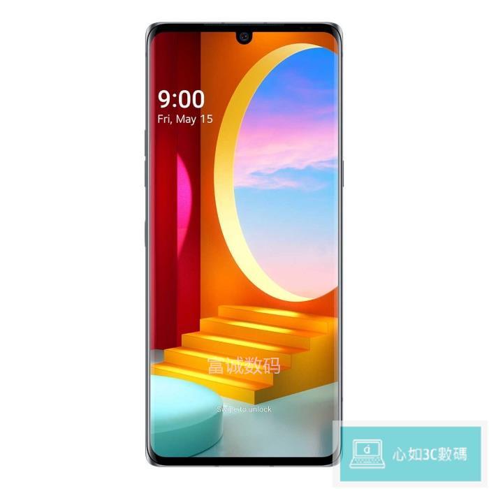 心如3C~LG VELVET G9 移動聯通 高通驍龍765 屏下指紋5G游戲旗艦手機HIFI