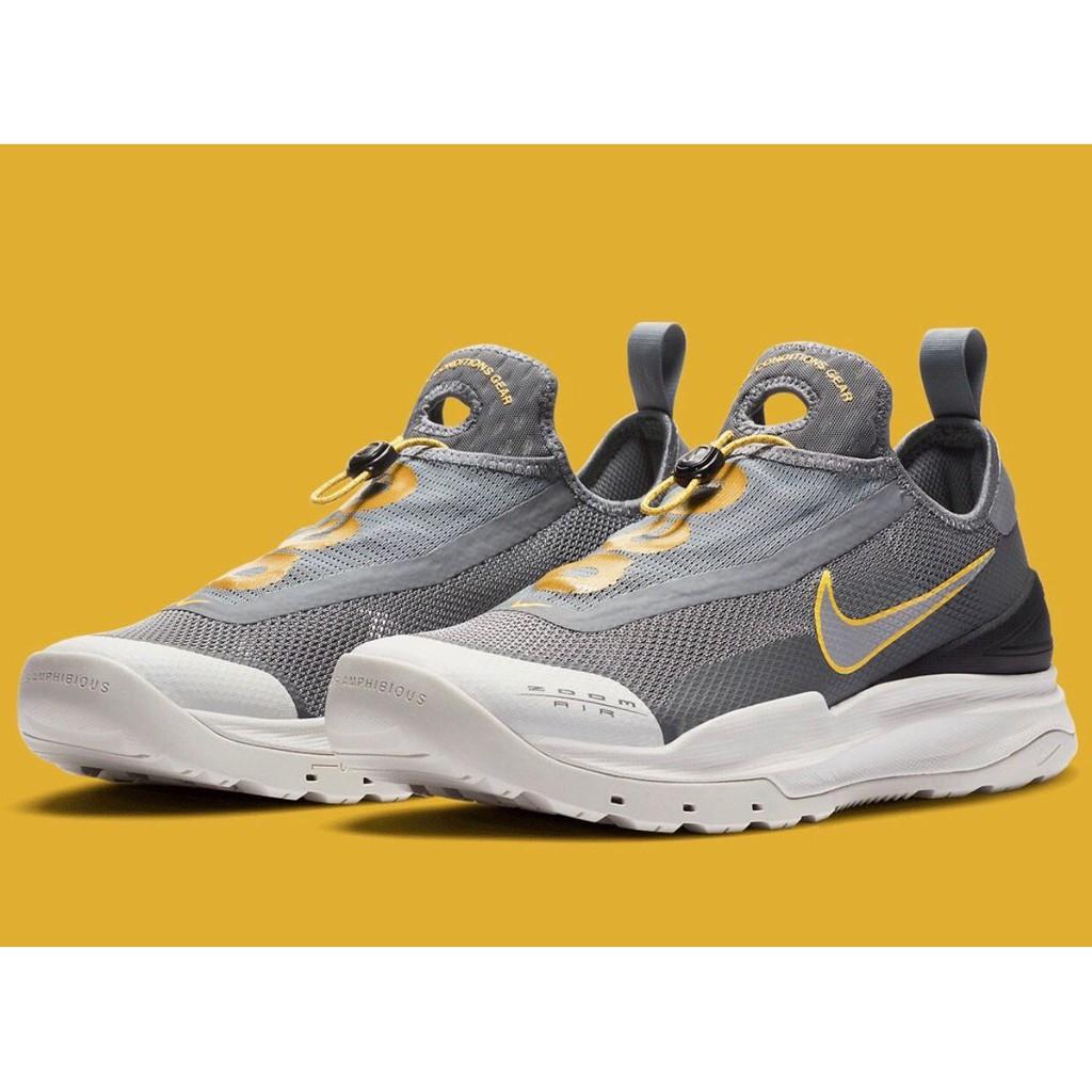 Nike ACG Zoom Air AO 灰金 休閒運動 CT2898-002 登山鞋