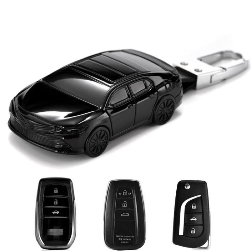 (現貨)豐田 Toyota 造型鑰匙殼 Vios Altis Camry 汽車模型 鑰匙殼 鑰匙保護殼 鑰匙皮套 鑰匙包