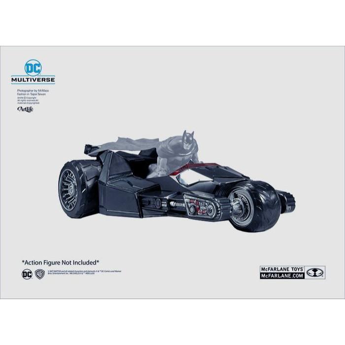 Artlife ㊁ McFarlane DC MULTIVERSE BATMAN BatRaptor 麥法蘭 蝙蝠機車