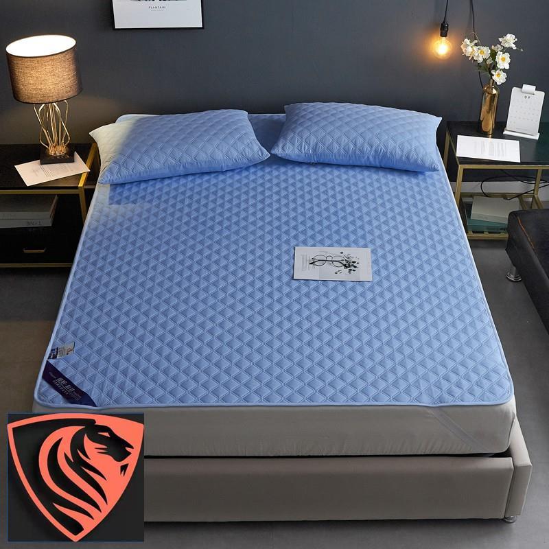 新品爆款 現貨護理級100%防水床墊式保潔墊(單人/雙人/加大/特大/枕套) 防水隔尿床墊保潔墊/保護床墊/防水墊床墊保