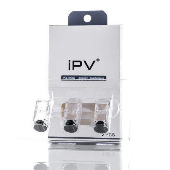 【迷霧蒸氣】正品iPV V3 MINI kit 專用油管