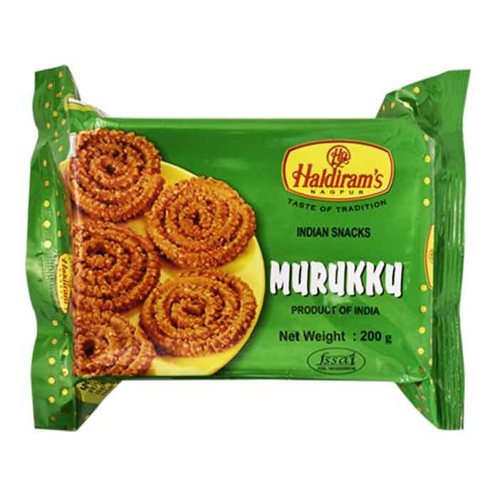 印度Murukku休閒點心 200 gm