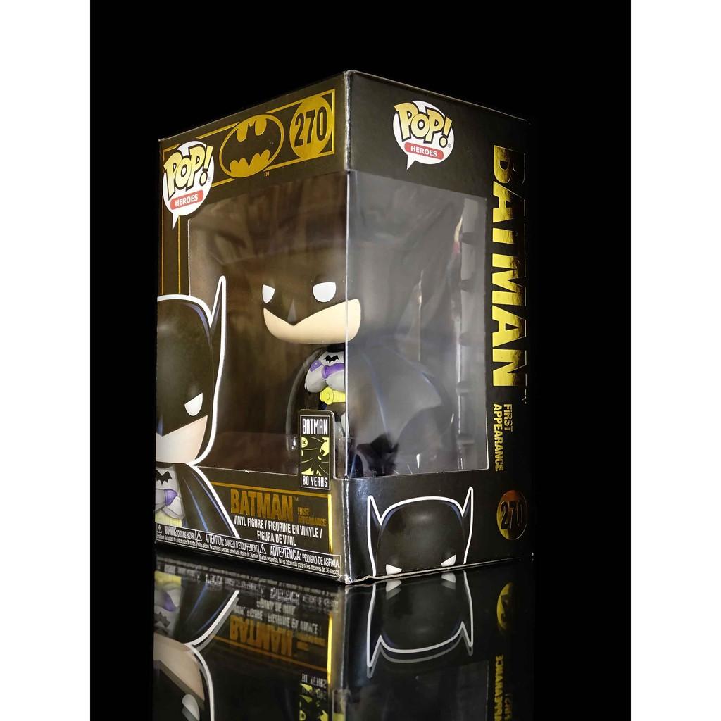 2FH-32 櫃 : 代理版 FUNKO POP 270 蝙蝠俠 80TH BATMAN 富貴玩具店