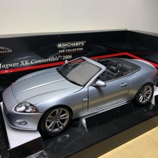 1/ 18 Jaguar XK minichamps 1:18 捷豹 台北市