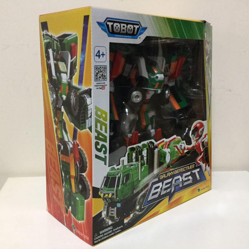 【現貨】機器戰士 TOBOT GD 宇宙奇兵 野獸 BEAST 玩具 特價【玩具糾糾】
