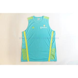 【柴叔倉庫】2XL號 Adidas 愛迪達 台北 富邦馬拉松 慢跑 路跑 背心 桃園市