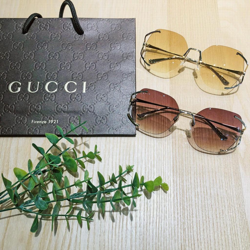 GUCCI 古馳 太陽眼鏡 GG0651S (金) 墨鏡 【原作眼鏡】