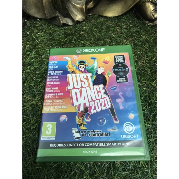 Xbox one 二手遊戲 JUST DANCE 2020 舞力全開 2020 體感遊戲 Kinect 中文