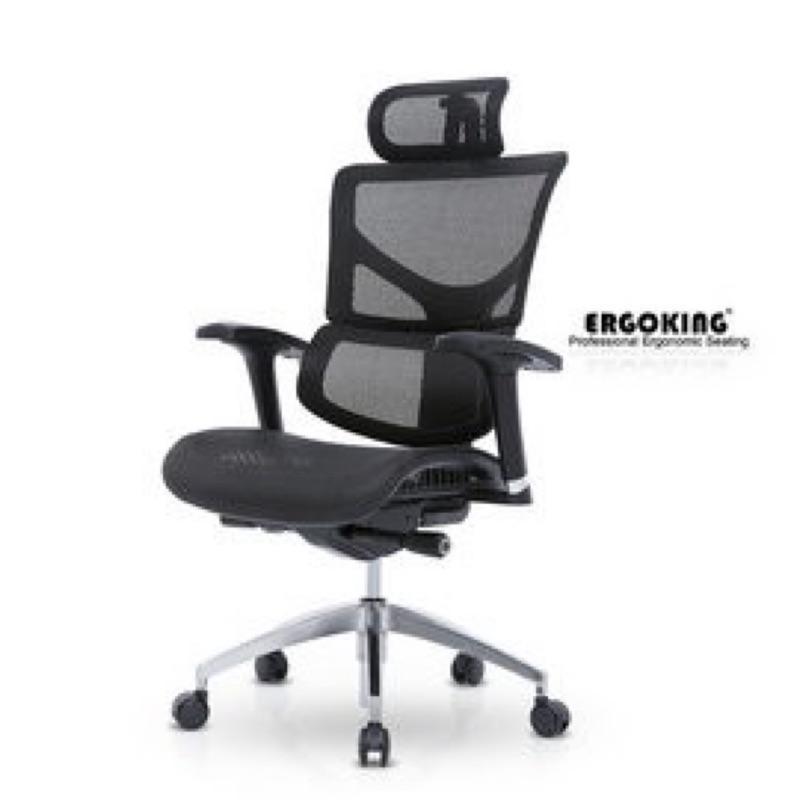 代購 Ergoking Sail171-S人體工學椅 電腦椅 辦公椅 主管椅