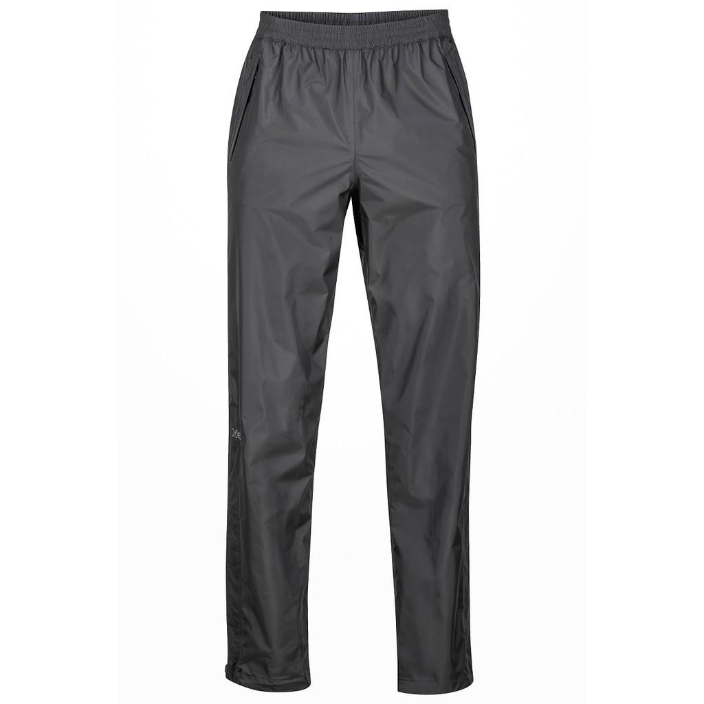Marmot 美國 男款 PreCip 防水褲 透氣 雨褲 風雨褲 登山 外出 深灰 41240-1440 綠野山房