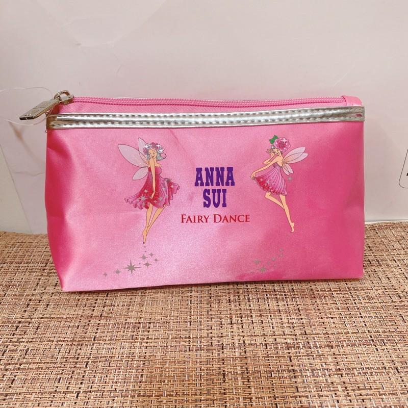 ANNA SUI 化妝包-120元