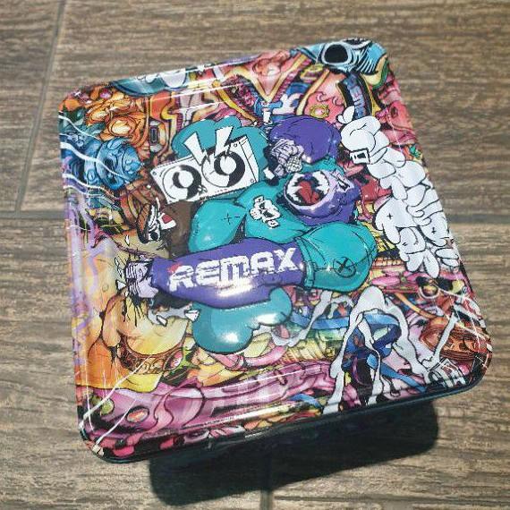 REMAX RM-400 小金剛 智能電動牙刷 美國杜邦刷頭_方盒