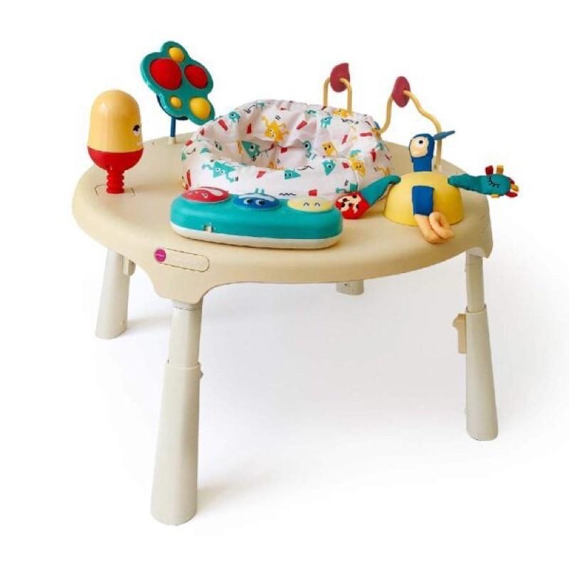 ☀️甜心玩具出租☀️Oribel 成長型多功能遊戲桌-怪獸星球 桃園送貨免運費
