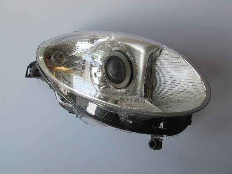 (汽配)適用於奔馳W251 R280 R300 R320 R350 R500 大燈車頭燈前照明燈