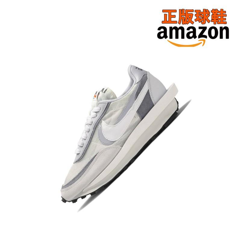 Amazon 正版 Sacai x Nike LDV Waffle 休閒鞋 運動鞋 灰白 情侶鞋 BV0073 100