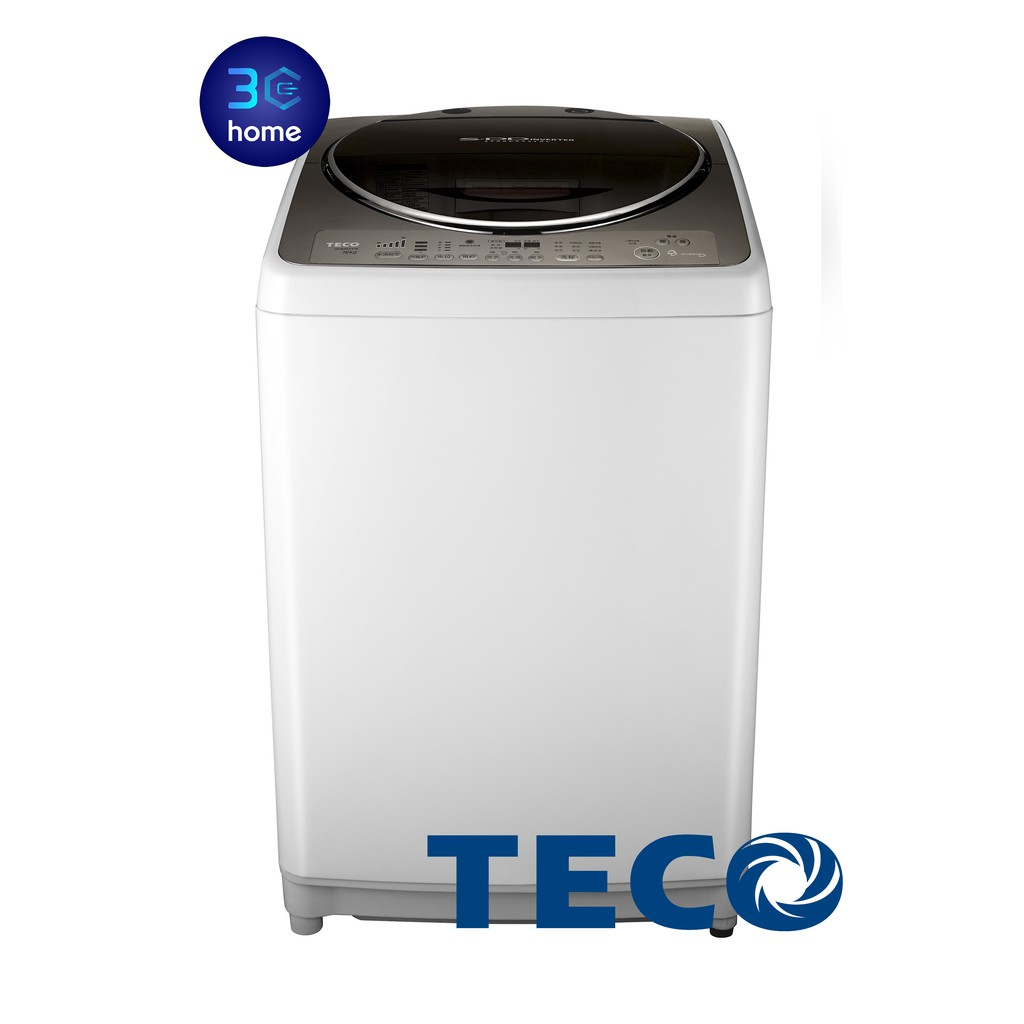 東元TECO DD直驅變頻洗衣機16kg W1698TXW
