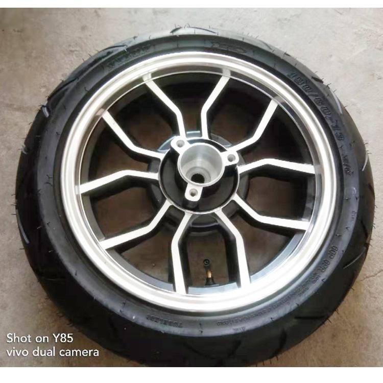 130-60-13馬傑斯特T T5T6T8T9T10摩托車踏板車電動車輪胎輪轂配件