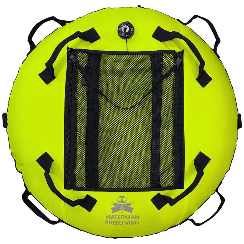 浮球 自由潛水 贈20米下潛繩 原廠保固三年