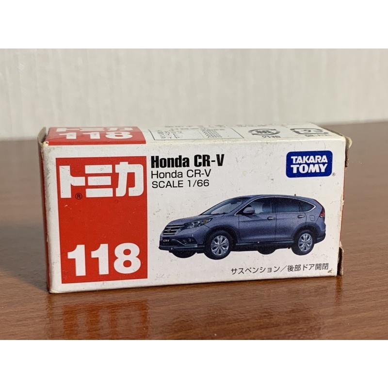 Tomica CR-V CRV Honda TAKARA TOMY 多美