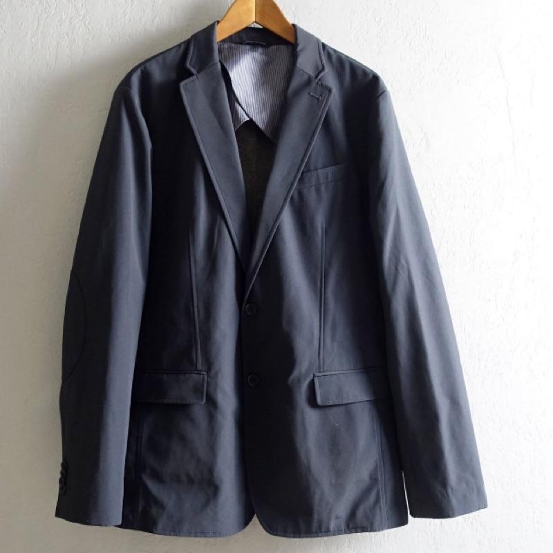 香蕉共和國 BANANA REPUBLIC 深灰藍色 休閒西裝外套