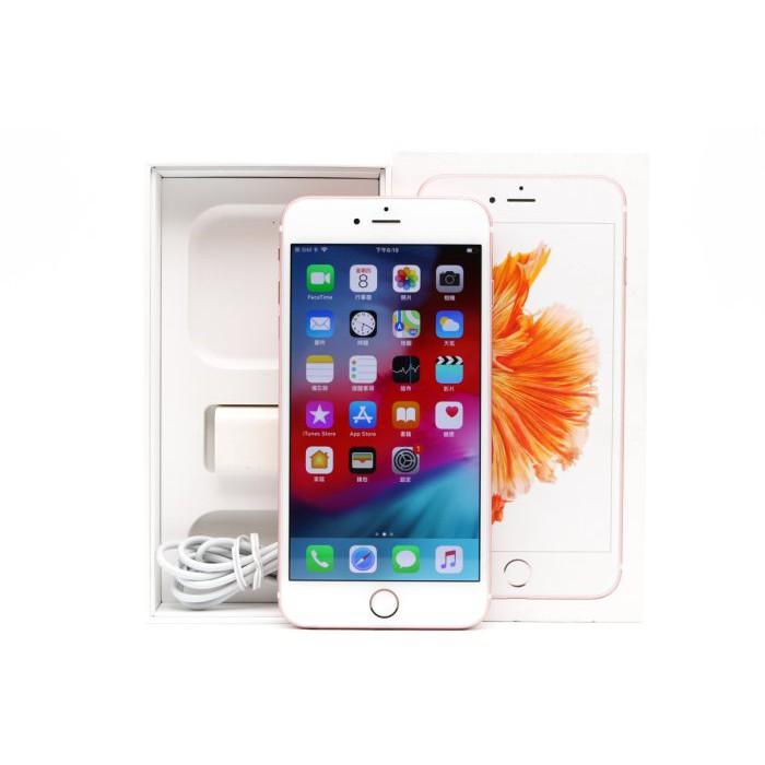 【高雄青蘋果3C】Apple iPhone 6S Plus 玫瑰金 64G 64GB 5.5吋 蘋果手機 #30888