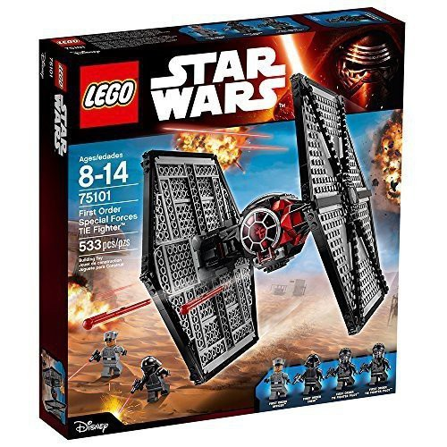 LEGO 樂高 75101 First Order Special Forces TIE Fighter