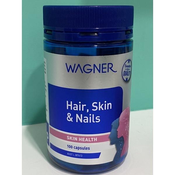 📢現貨在台🇳🇿澳洲代購[Wagner]Hair skin&Nails膠原蛋白100錠