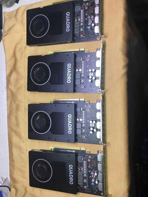 NVIDIA Quadro P2200顯卡另P620 P2000顯卡全新三年保修