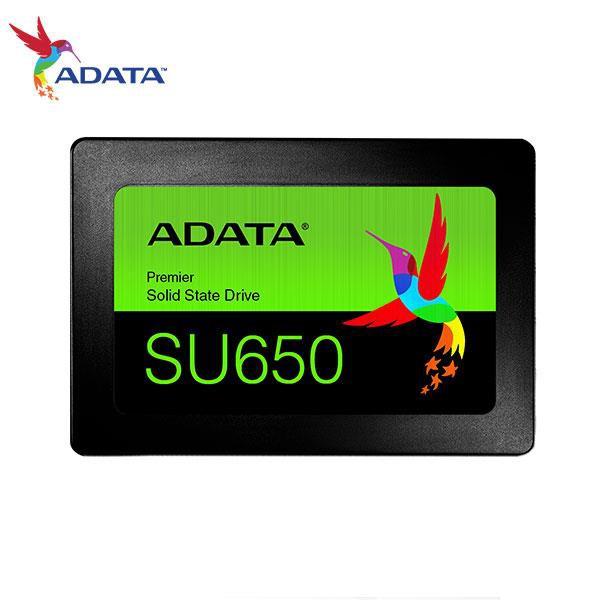 威剛 ADATA Ultimate SU650 120G 240G 480GB SSD 2.5吋固態硬碟 3D NAND
