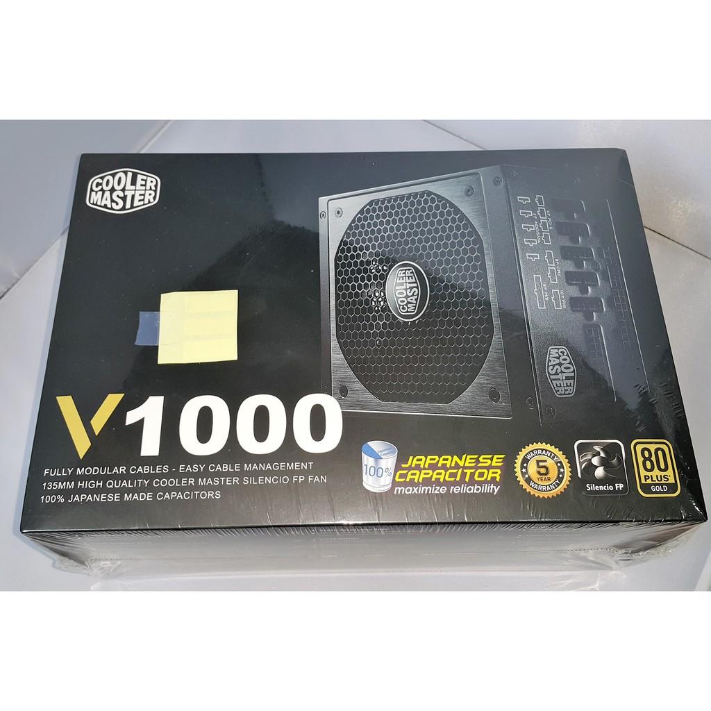 COOLER MASTER 電源供應器 V1000 RS-A00-AFBA-G1