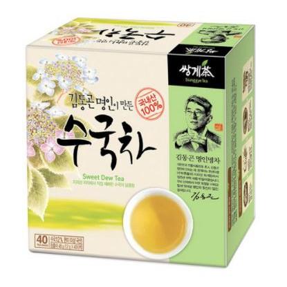 韓國本土健康水菊茶茶包 1.2g*40