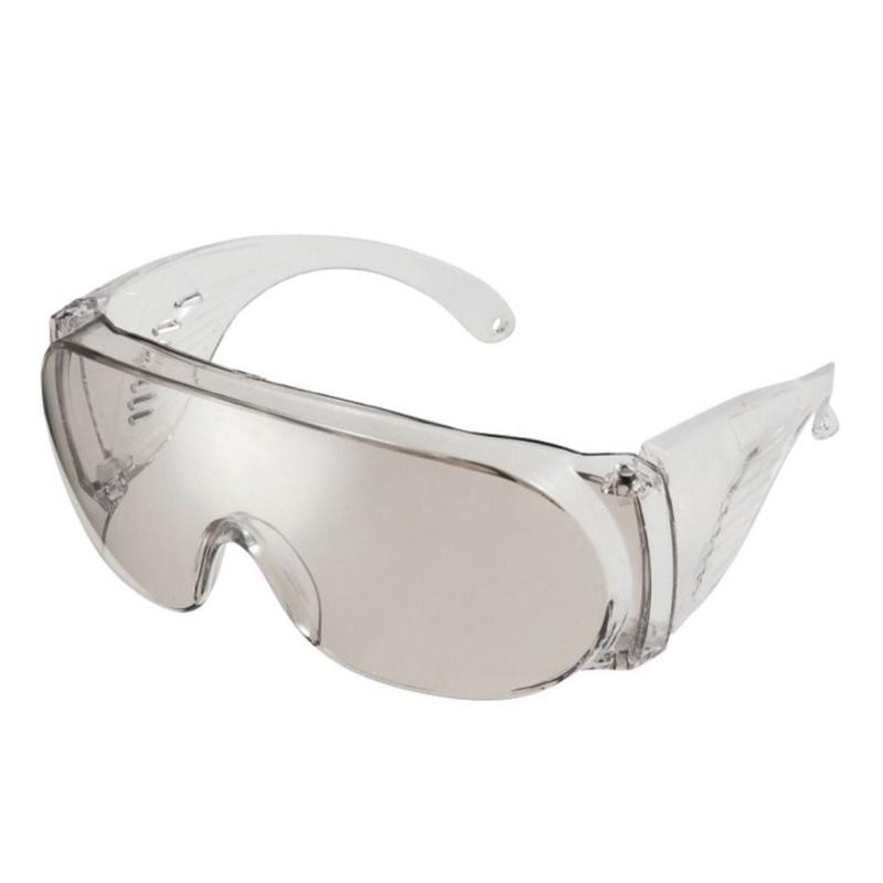 含税 HGO-1 專業型護目鏡抗衝擊和紫外線 透明框 日本TAJIMA 田島 眼鏡
