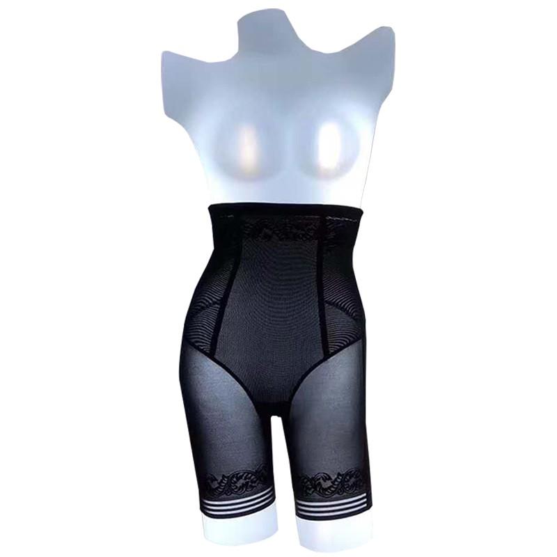 #性感#塑身#美人計塑身衣內衣正品女束腰美體薄款產後塑形高腰收腹褲收小肚子