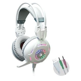 促銷 A4 雙飛燕 Bloody G300 霓彩炫光遊戲耳機 麥克風 台中市