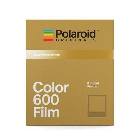 寶麗來 Polaroid (金框4674) 過期品 Color Film for 600 Gold Frames彩色底片