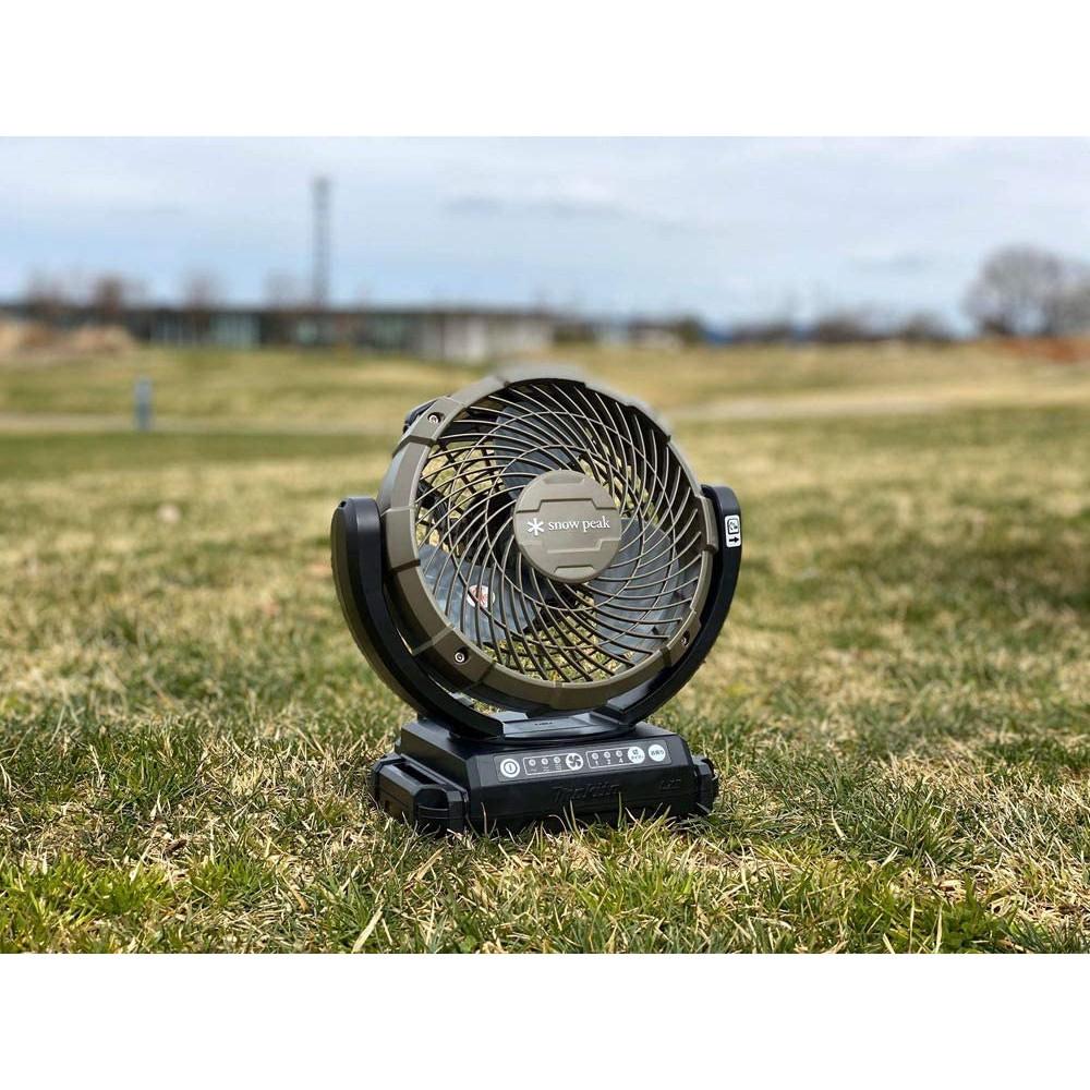 (現貨)(快速出貨)Snow Peak 電風扇/電扇 MKT-102 停電好物