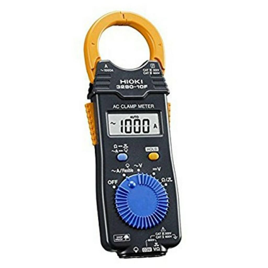 【HIOKI 3280-10F 超薄型交流鉤錶 電流勾表 鉤表 鈎表】