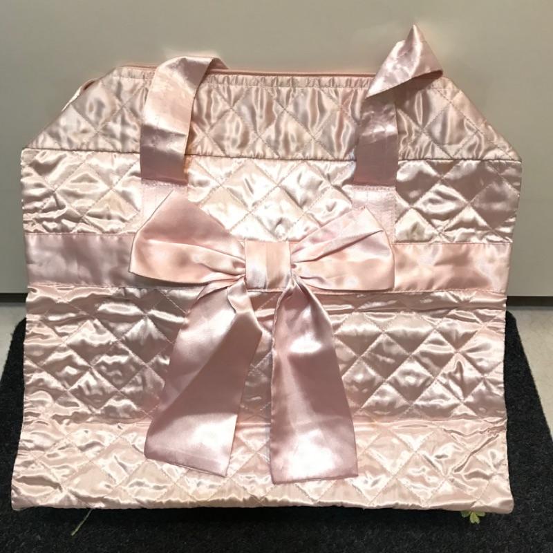 泰國Naraya 曼谷包 娜萊雅 基本款 蝴蝶結菱格 壓紋 旅行袋 手提包 單肩包 斜挎包 帆布袋 手提袋  提袋