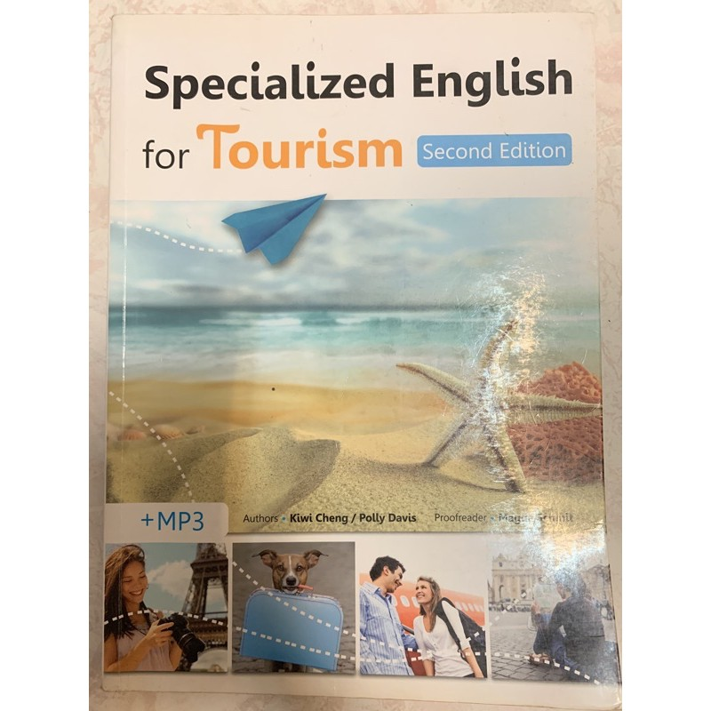 Specialized English for Tourism Second Edition