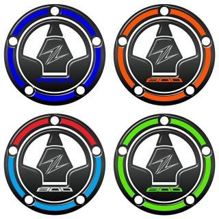 3d caso da motocicleta tanque保護器貼花adesivo para kawasaki z800