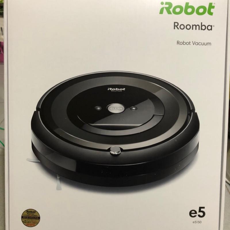 [iRobot] iRobot Roomba e5 wifi 掃地機器人