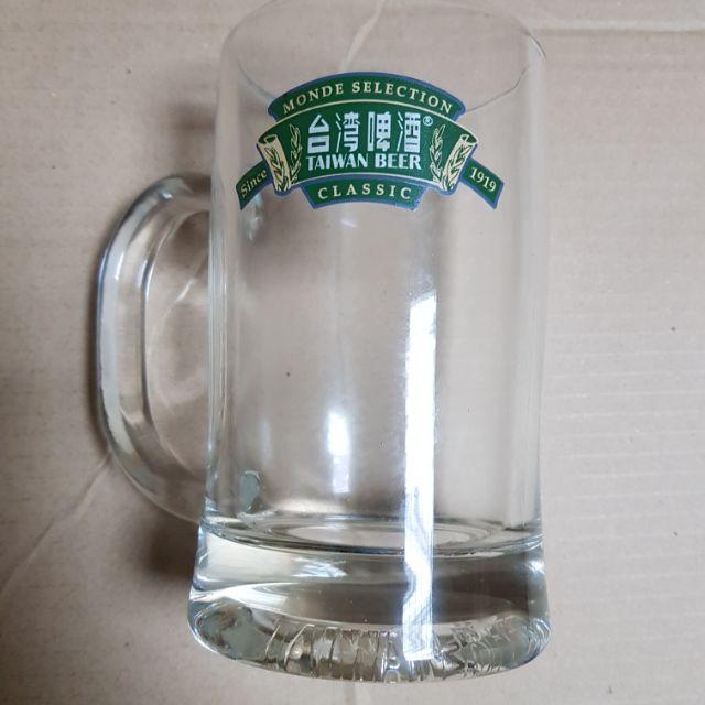 台酒啤酒杯 台啤啤酒杯 Taiwan Beer 台灣啤酒啤酒杯(500cc)