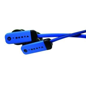 【柒色貓】BESTA 無敵 EP-025B耳道式雙色線耳機