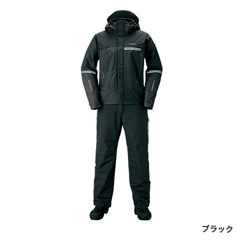 SHIMANO 中棉+7保暖 防寒釣魚雨衣/套裝 RB-025S