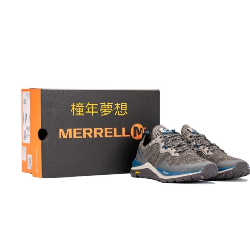 Merrell 男越野跑鞋 藍  好市多 Costco 橦年夢想