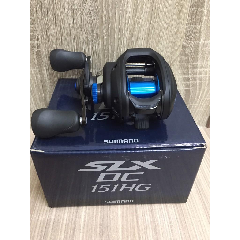 🔥【平昇釣具】🔥 SHIMANO SLX DC 150 150XG 150HG 路亞捲線器 電子煞車系統小烏龜特價