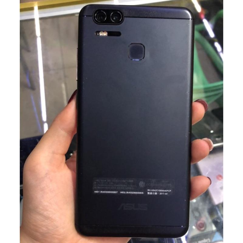出清 Asus zenfone3 zoom ZE553KL 4+64G 台灣公司貨 功能正常 觸控正常 實體店