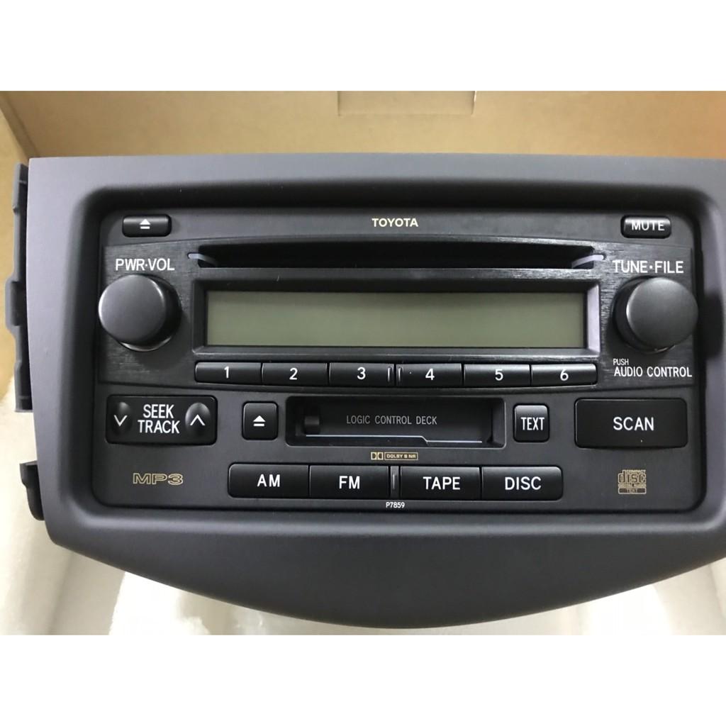 RAV4 影音主機  2011年 無腳架面板框 CARMAX