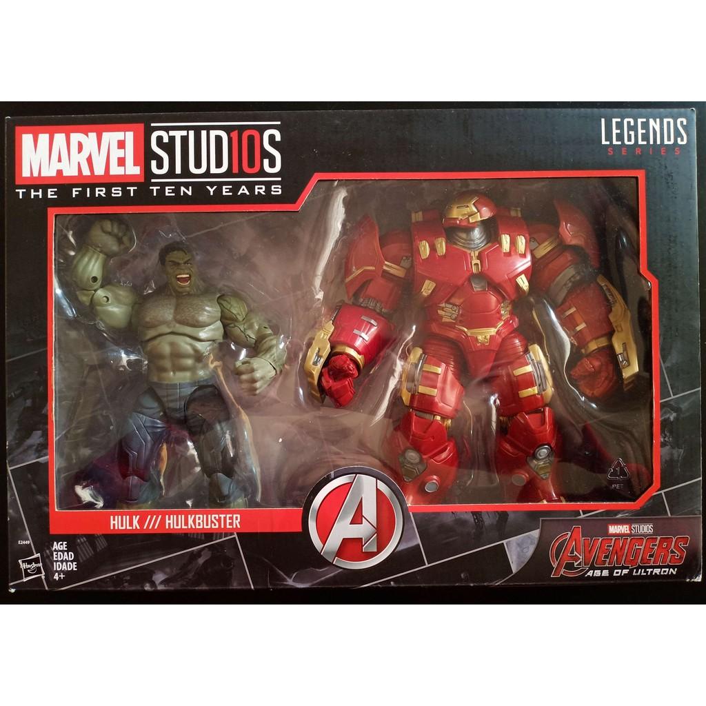 『致格殿』全新 Marvel legends 6吋 浩克毀滅者 + 浩克 復仇者聯盟2 奧創紀元 雙人包 正版 漫威